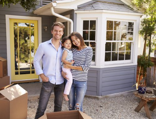What to look for when buying a new home.